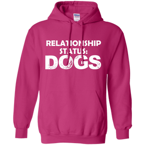 Relationship Status Dogs - Hoodie Rescuers Club