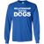 Load image into Gallery viewer, Relationship Status Dogs - Long Sleeve T Shirt Rescuers Club