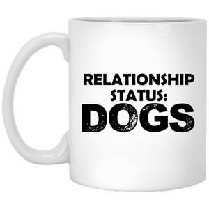 Relationship Status Dogs - Mugs Rescuers Club