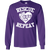Load image into Gallery viewer, Rescue Love Repeat - Long Sleeve T Shirt Rescuers Club