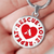 Load image into Gallery viewer, Rescue Love Repeat - Pendant Rescuers Club