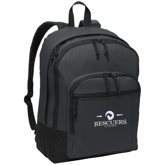 Rescuers Club - Embroidered Backpack Rescuers Club