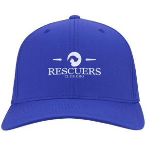 Rescuers Club Official Embroidered Baseball Cap Rescuers Club