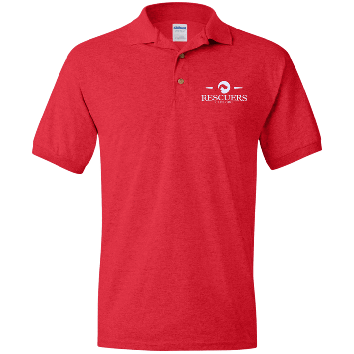 Rescuers Club Official Embroidered Polo Shirt Rescuers Club