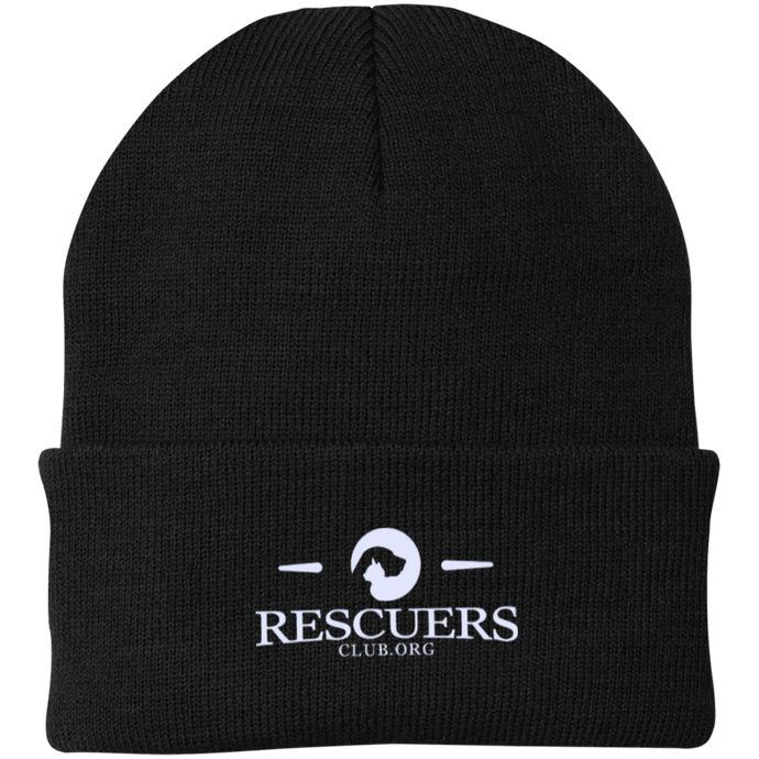 Rescuers Club Official Knitted Hat Rescuers Club