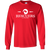 Load image into Gallery viewer, Rescuers Club Official Logo - Long Sleeve T Shirt Rescuers Club
