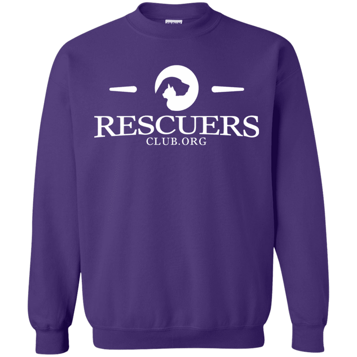 Rescuers Club Official Logo - Sweatshirt Rescuers Club