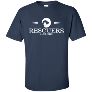 Rescuers Club Official Logo - T Shirt Rescuers Club