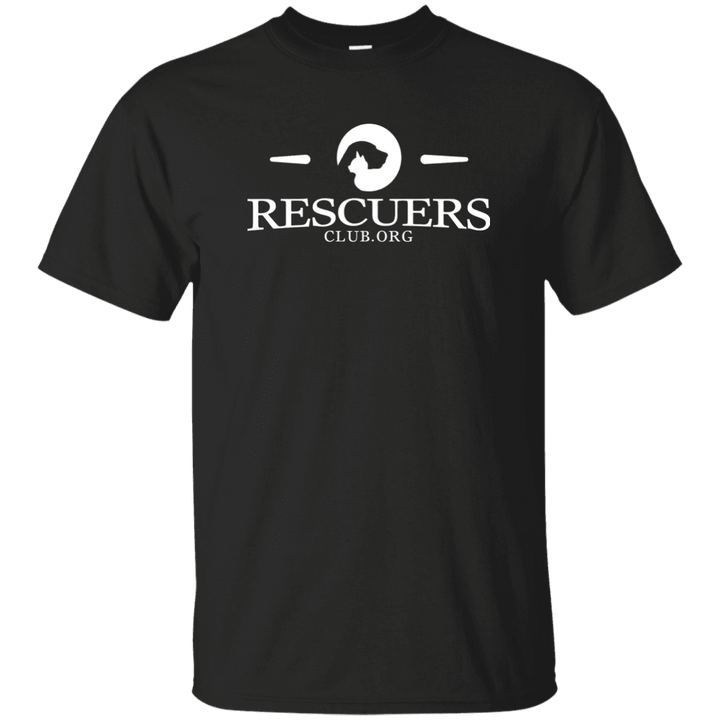 Rescuers Club Official Logo - Youth T Shirt Rescuers Club