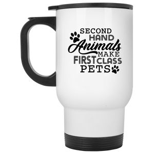 Second Hand Animals - Mugs Rescuers Club