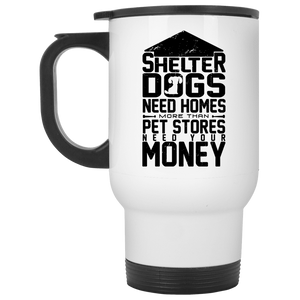 Shelter Dogs Need Homes - Mugs Rescuers Club