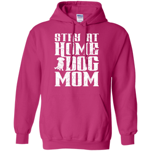 Stay At Home Dog Mom - Hoodie Rescuers Club