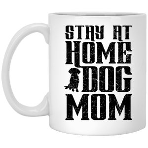 Stay At Home Dog Mom - Mugs Rescuers Club