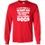 Load image into Gallery viewer, Talk About Dogs - Long Sleeve T Shirt Rescuers Club
