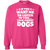 Load image into Gallery viewer, Talk About Dogs - Sweatshirt Rescuers Club