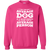 Load image into Gallery viewer, The Average Dog - Sweatshirt Rescuers Club