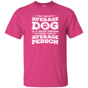 The Average Dog - T Shirt Rescuers Club