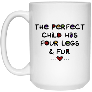 The Perfect Child- Mugs Rescuers Club