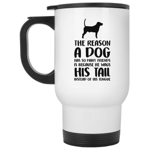 The Reason A Dog Has So Many Friends - Mugs Rescuers Club