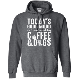 Today's Good Mood Coffee & Dogs - Hoodie Rescuers Club