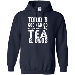 Today's Good Mood Tea & Dogs - Hoodie Rescuers Club