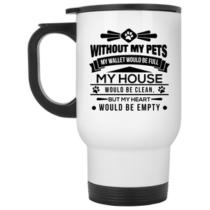 Without My Pets - Mugs Rescuers Club