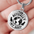 Load image into Gallery viewer, World Revolves Around My Dogs - Pendant Rescuers Club