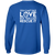Load image into Gallery viewer, You Can't Buy Love - Long Sleeve T Shirt Rescuers Club
