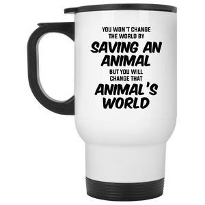 You Won't Change The World - Mugs Rescuers Club