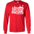 Load image into Gallery viewer, Zombies - Long Sleeve T Shirt Rescuers Club