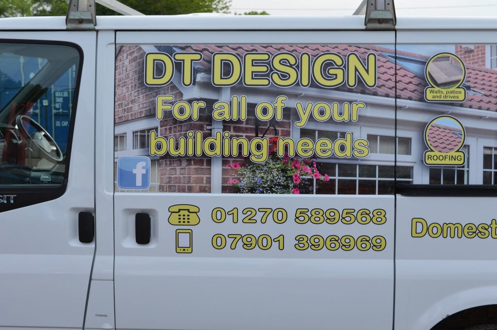 DT Design - Panel print/wrap