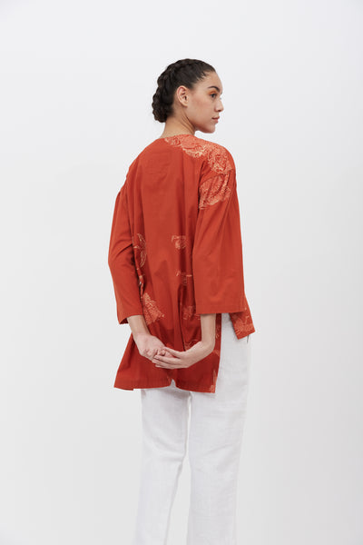 Sunset Tunic Shirt