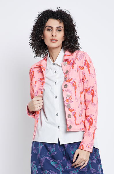 Electric Koi Jacket