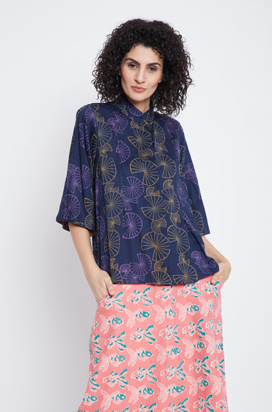 Lotus Leaf Safari Top