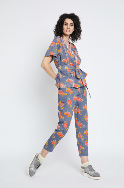 Tortoise Safari Pajama Pants