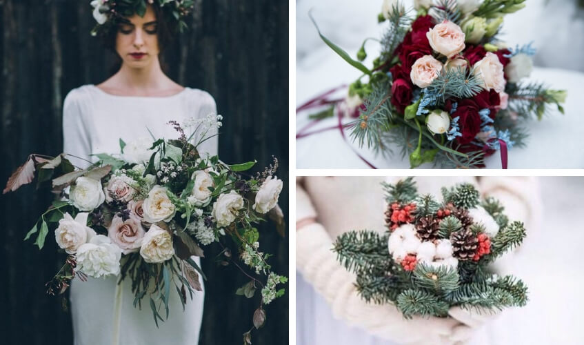 3 Ultimate Ideas for Rustic Winter Wedding