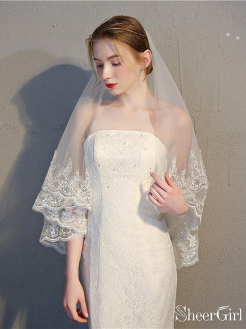 products/2-tier-lace-wedding-veils-hip-length-bridal-veil-acc1002.jpg