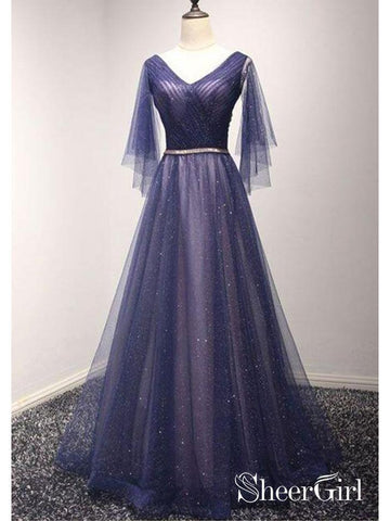 products/a-line-beaded-navy-blue-formal-dresses-pleated-34-sleeve-maxi-prom-dresses-ard1031.jpg