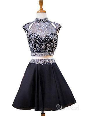 products/a-line-black-chiffon-with-beaded-2-piece-homecoming-dresses-apd2751-sheergirl.jpg