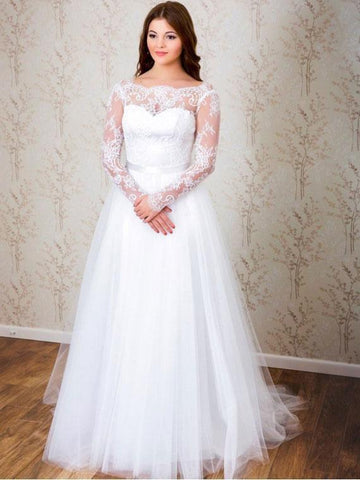 products/a-line-cheap-fitted-white-wedding-dresses-plus-size-bridal-dress-with-long-sleeves-swd0072.jpg