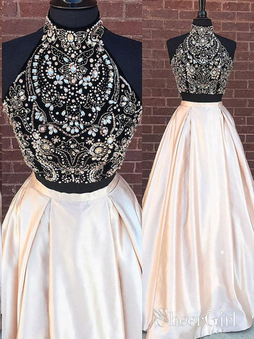 products/a-line-high-neck-beaded-bodice-two-piece-long-prom-dresses-apd2888.jpg