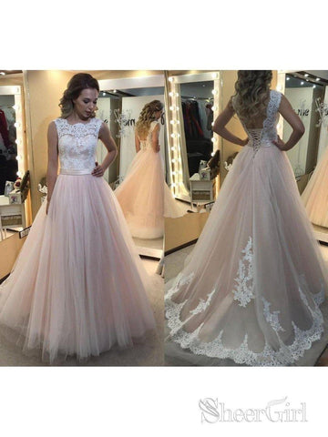 products/a-line-light-pink-tulle-prom-dresses-white-lace-applique-quinceanera-dress-apd1997-sheergirl-2.jpg