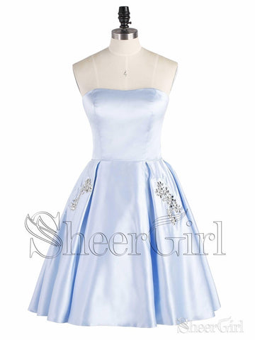 products/a-line-satin-beaded-strapless-cheap-homecoming-dresses-with-pocket-apd2741-sheergirl-2.jpg