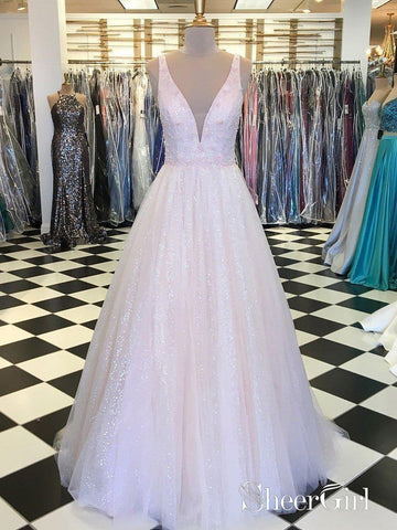products/a-line-sequin-pink-long-prom-dresses-cheap-ball-gown-prom-dress-apd3258.jpg