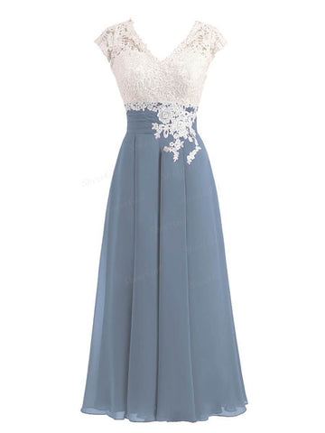 products/a-line-v-neck-ivory-lace-applique-tea-length-bridesmaid-dresses-plus-size-apd2656-sheergirl-2.jpg