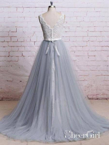 products/a-line-v-neck-ivory-lace-bodice-grey-tulle-skirt-chapel-train-wedding-dressesapd2543-sheergirl-2.jpg