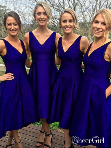 products/a-line-v-neck-navy-satin-wedding-midi-bridesmaid-dresses-high-low-party-dress-apd2753-sheergirl-2.jpg