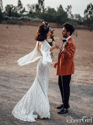 products/backless-batwing-sleeve-boho-wedding-dresses-mermaid-rustic-wedding-dress-awd1353.jpg