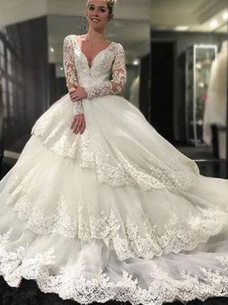 products/ball-gown-v-neck-long-sleeves-cathedral-train-royal-wedding-dresses-swd0021.jpg