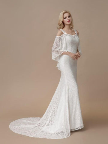 products/beaded-ivory-modest-lace-mermaid-wedding-dresses-with-batwing-sleeves-awd1005.jpg